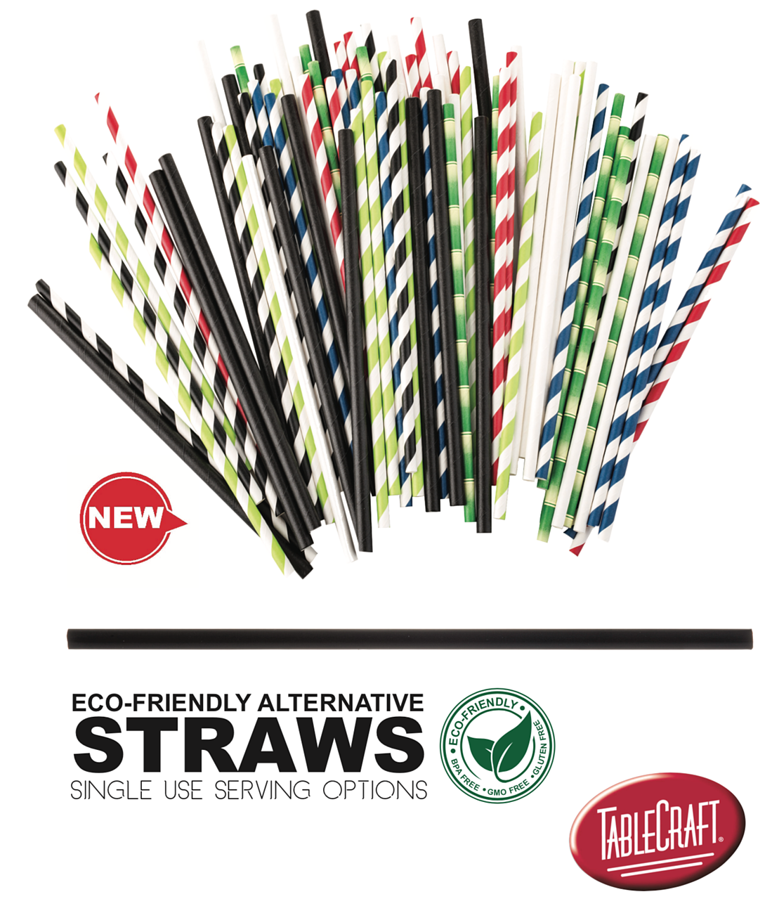 A Quick Look at the Eco-Friendly Straw Trend