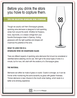 Tips for Selecting Stemware for Sparkling Wines.png